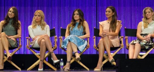 Auf dem offiziellen Poster der 7. Staffel fehlt Hanna.