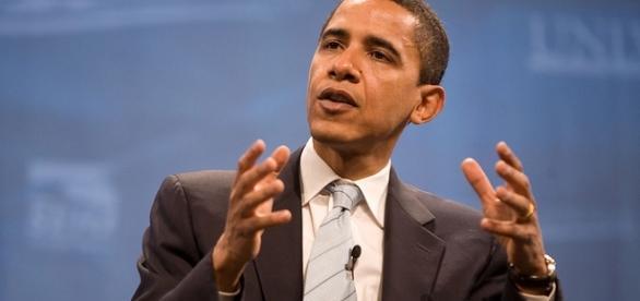 Barack Obama, presidente dos EUA (Foto: Reprodução/Wikimedia)