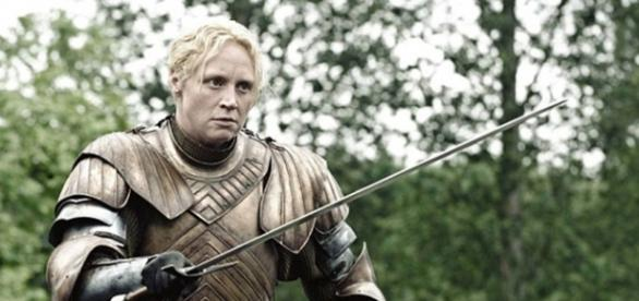 Brienne tem importante ancestral (Foto: HBO)