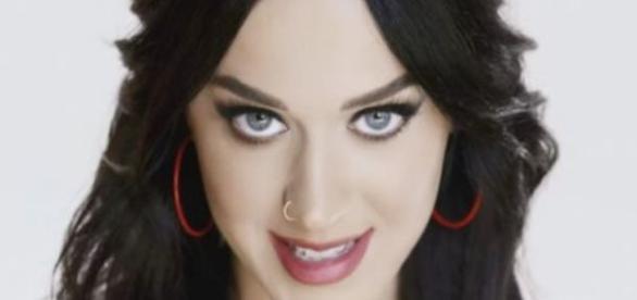Cantora Katy Perry- estrela do pop