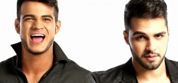 Dablio e Phillipe: a dupla segue fazendo sucesso e vai gravar o primeiro DVD ao vivo em Goiania
