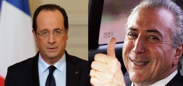 França diz que confia no Brasil
