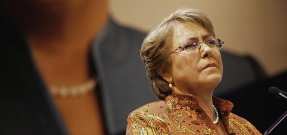 Imagen: Michelle Bachelet | Diario Universidad de Chile