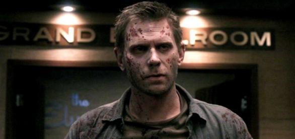 Mark Pellegrino é Lúcifer, em Supernatural. Imagem: CW/Google