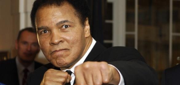 Mohamed Ali, en una imagen de archivo