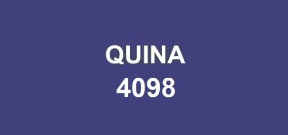 Primeiro sorteio a ser realizado em Junho; Resultado da Quina 4098 com divulgação nessa quarta-feira (1).