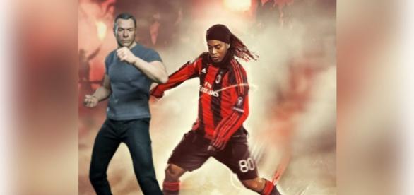 Ronaldinho Gaúcho se prepara para filme de ação