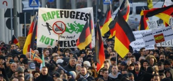Sentimento anti-refugiados tem aumentado na Alemanha