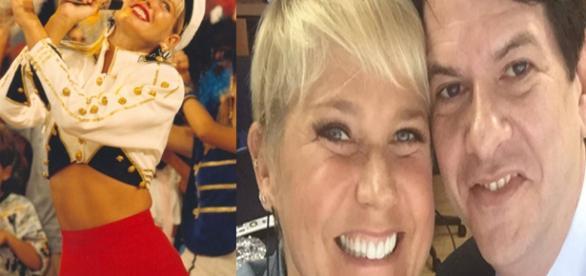 Xuxa conversa com Ministro sobre pautas para Educação