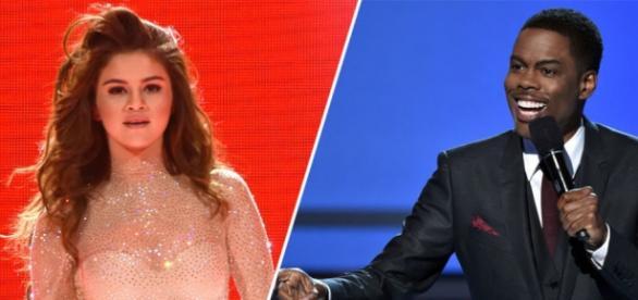 Chris Rock causou polêmica entre fãs de Selena