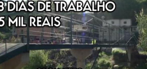 Construção de ponte cria polêmica no Rio de Janeiro