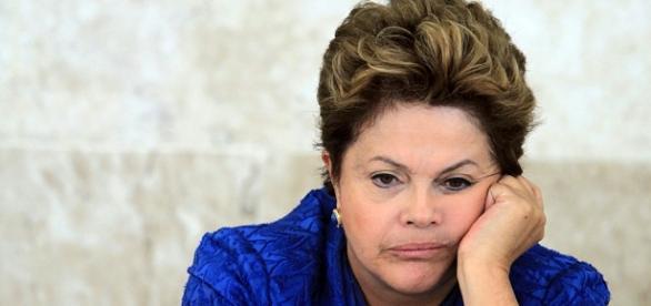 Dilma está sofrendo cortes do governo Temer