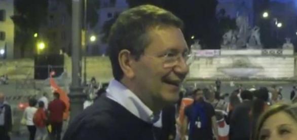 Ignazio Marino, ex sindaco di Roma