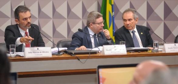 Júlio Marcelo de Oliveira, procurador do Ministério Público junto ao Tribunal de Contas da União (TCU)