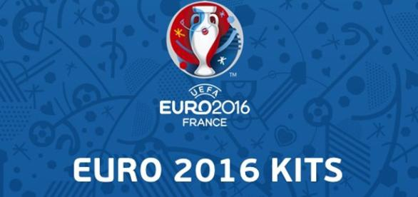 Logo de la Eurocopa 2016 de Francia