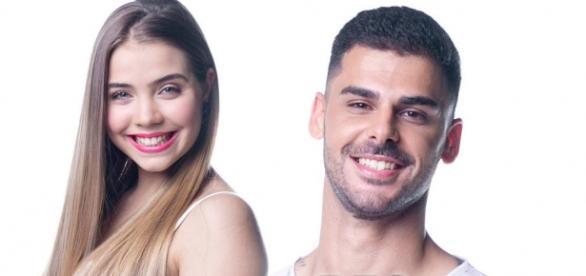 O casal polémico do concurso da Tvi