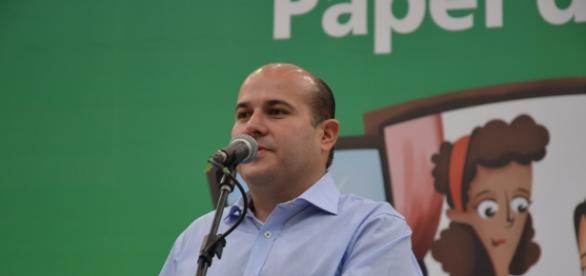 Prefeito Roberto Cláudio tenta a reeleição em 2016