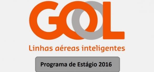 Programa de Estágio Gol 2016 em SP e MG