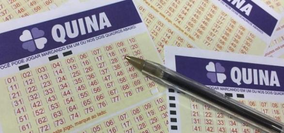Resultado da Quina 4106 deve ser divulgado nesta sexta-feira