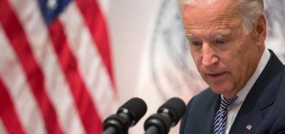 Vice-presidente dos EUA, Joe Biden (Foto: Kevin Hagen/AP)