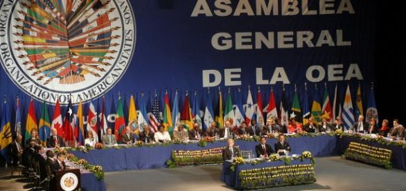 Asamblea General de la Organización de Estado Americanos (OEA)