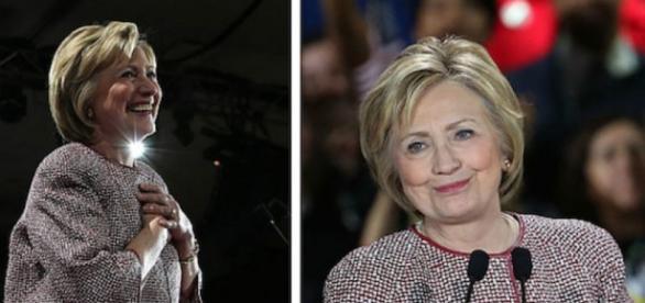 Hillary Clinton e la sua giacca da 12500 dollari.