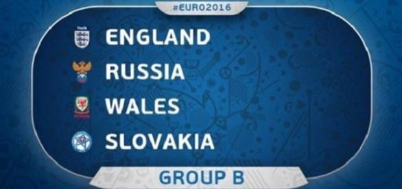 Încep partidele din Grupa B a Euro 2016