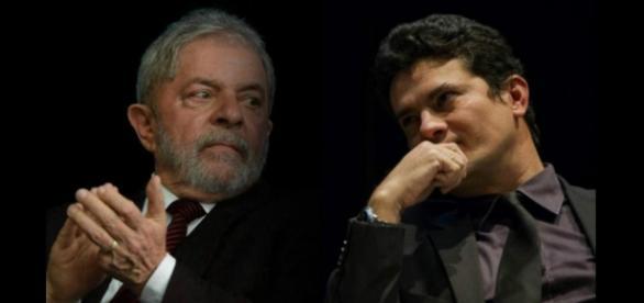 Janot que Lula nas mãos de Sergio Moro