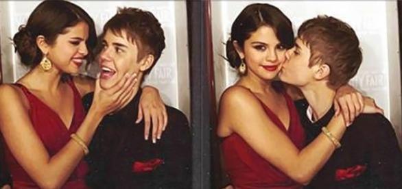 Justin tentou tranquilizar a ex-namorada