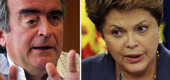 Presidente afastada, Dilma Rousseff e o delator da Operação Lava Jato, Nestor Cerveró, mantinham estreita ligação.