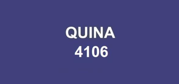 Resultado da Quina 4106; sorteio do prêmio de R$ 3 milhões