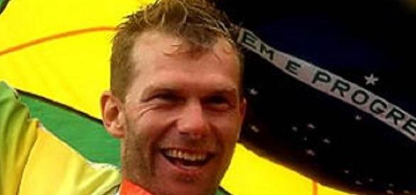 Robert Scheidt, nosso maior herói olímpico.