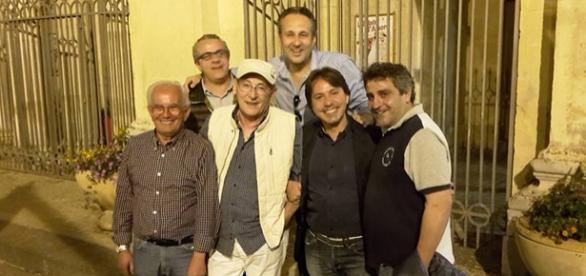 Uzzo Italia, Giovanni Ferrero, Giovanni Falconeri, Vincenzo Salemi, Corrado Figura e Giuseppe Catania