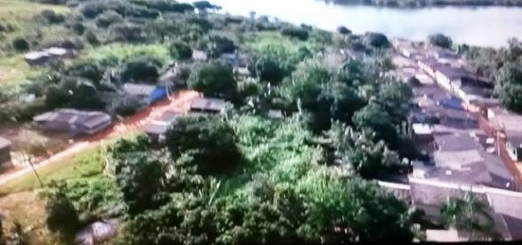 Volta Grande do Xingu, na cidade de Senador José Porfírio - Pará