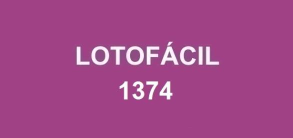 Anunciadas as dezenas do sorteio da Lotofácil 1374, dessa segunda-feira (13)