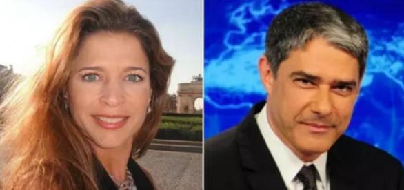 Cunha diz que TV Globo persegue sua mulher