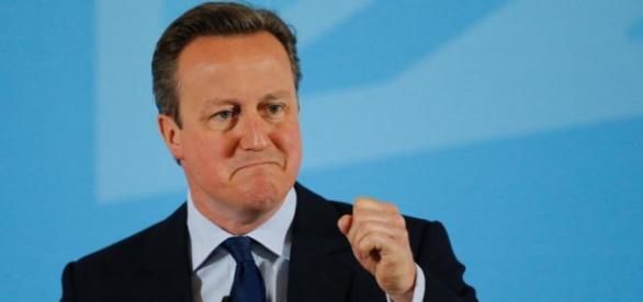 Il primo ministro inglese Cameron