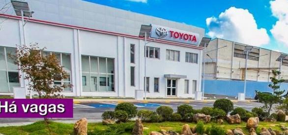 Sede da Toyota em São Bernardo do Campo