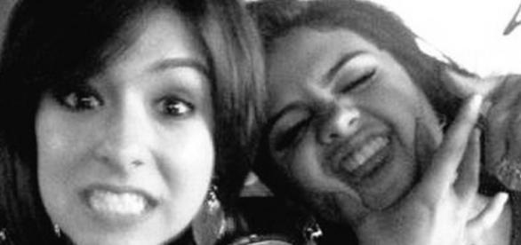 Christina Grimmie und Selena Gomez - geteilt von Sel auf Twitter