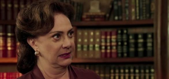 Anastacia descobre que Sandra é uma mentirosa