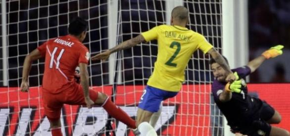 Brasil passa vergonha na copa américa centenário!