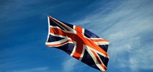 British Flag in the wind (Jiri Hodan public domain)