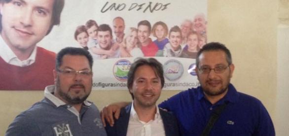 Danilo Giannone, candidato al primo turno con Veneziano, sceglie Figura
