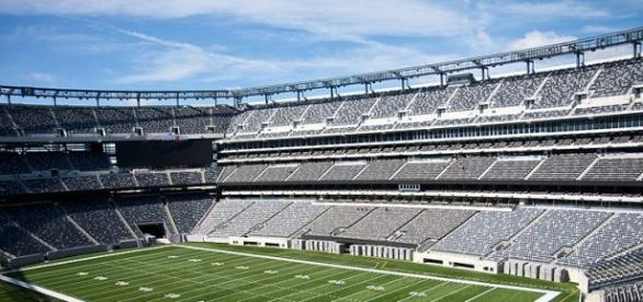 MetLife Stadium em East Rutherford