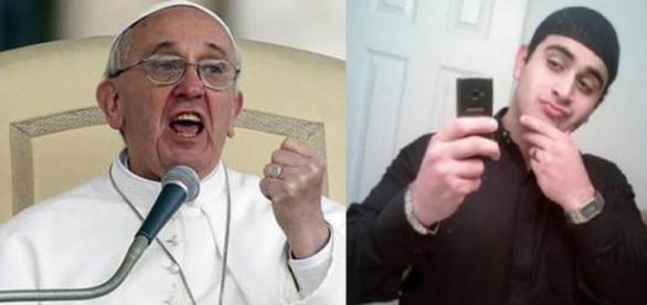 Papa Francisco fala sobre ataque terrorista