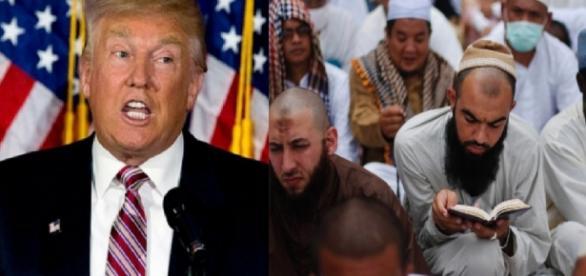 Trump quer expulsar muçulmanos dos EUA
