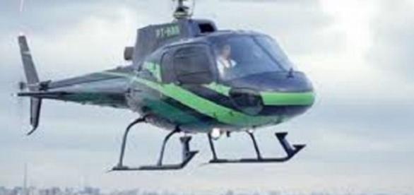 Uber agora oferece viagens de helicóptero na cidade de São Paulo