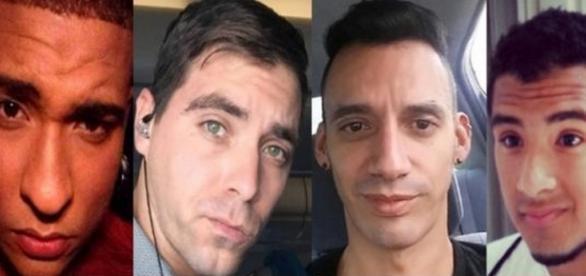 Vítimas do ataque à boate em Orlando (clique na imagem para abrir a galeria)