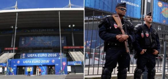 Alertă la Euro 2016. Ziua și pachetul suspect