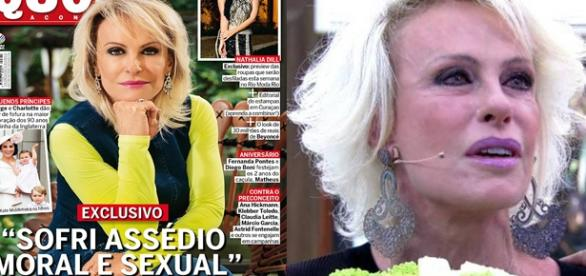 """Apresentadora concedeu entrevista para a revista """"Quem"""""""